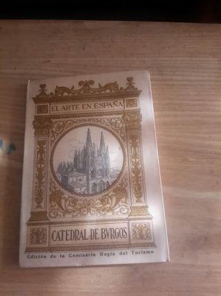 Catedral de Burgos libro de 1913