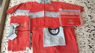 uniforme escuela infantil san agustin