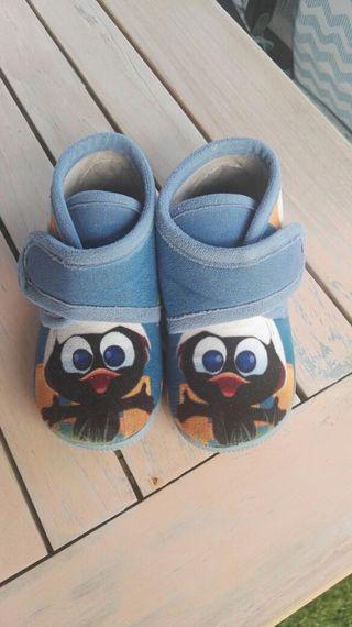 Zapatillas niña o niño