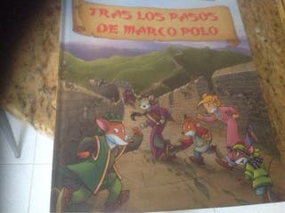 4 comics Geronimo Stilton