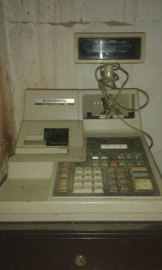máquina registradora