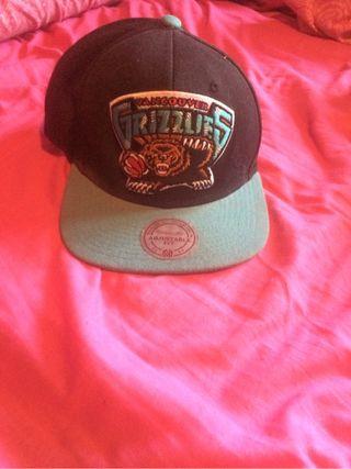 Gorra NBA grizzlyes