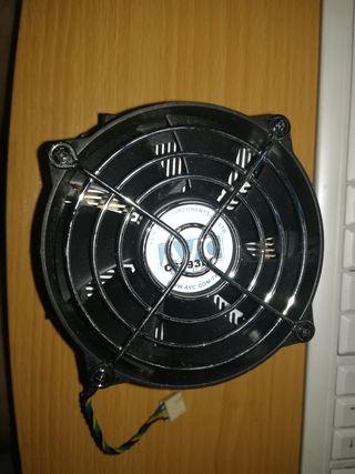 ventilador con disipador