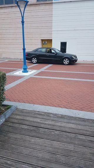 Mercedes-Benz Clase E 2006