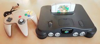 Nintendo 64 PAL Restaurada