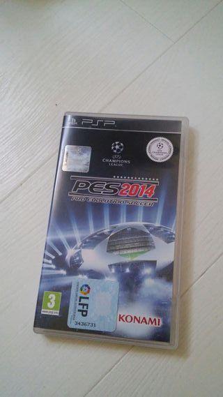 Juego PSP > PES 2014