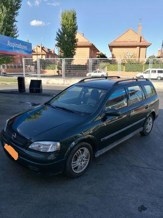 coche Opel Astra 2000
