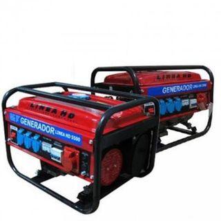 Generador de corriente 5500