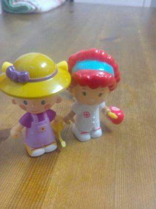 cloe y su amiga