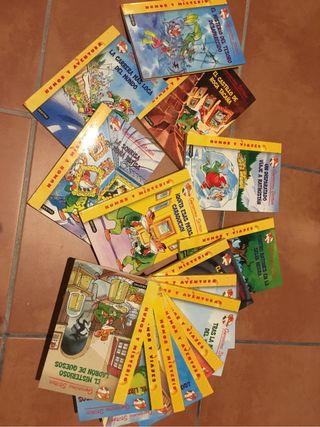 Libros Gerónimo Stilton 2x5€