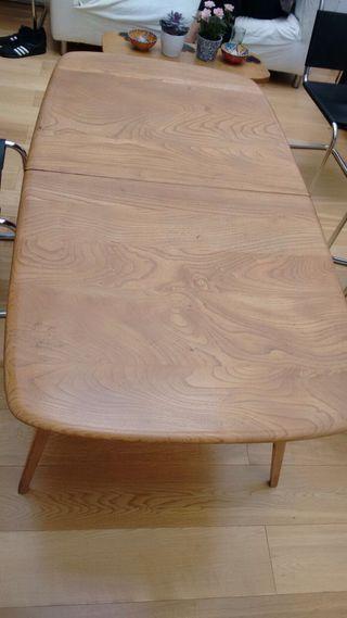 ercol superb windsor grand extending table N16