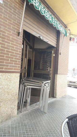 Vendo bar en Alaquas (valencia)