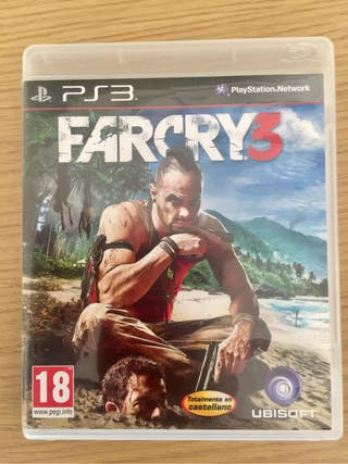 Juego PS3 Farcry 3 Play3