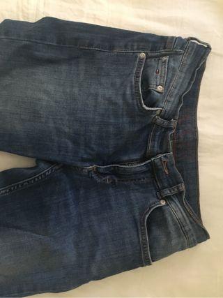 Pantalon mujer tommy hilfiger
