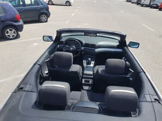 BMW 318ci cabrio