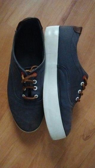 Zapatos doble suela