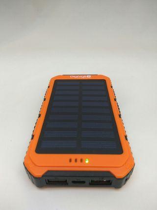 batería externa power Banks Solar 6000mA (nuevos)