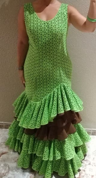 Vestido flamenca/ gitana