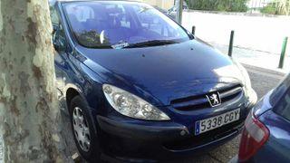 Peugeot 307 2003 gasolina 1.6 115cv