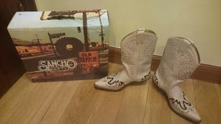 botas sancho originales