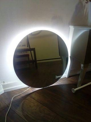 Espejo con leds (Nuevo)