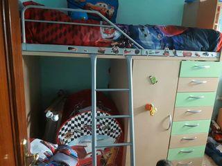 dormitorio para niño o niña