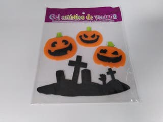 Gelatina cristal Halloween