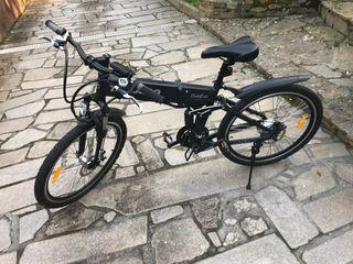 Bici electrica Plegable MTB Tucano Bike Impecable