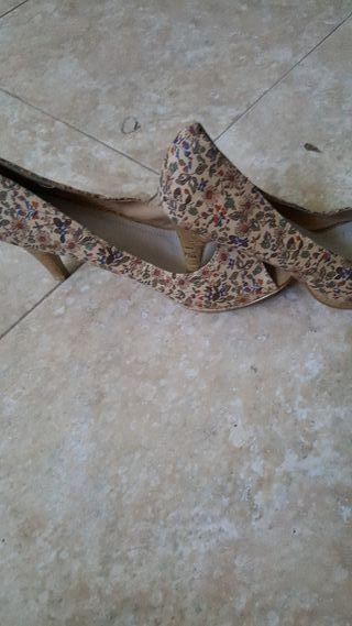 Zapatos mujer con tacon