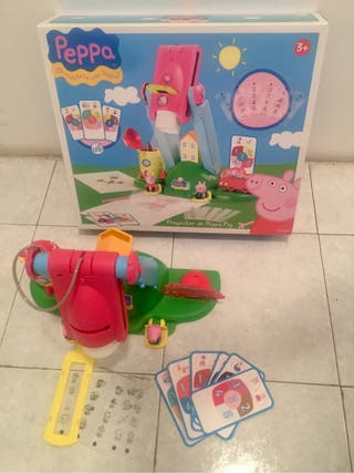 Juguete Proyector Peppa Pig Famosa