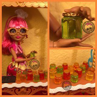 Tarros de Mermelada Miniatura