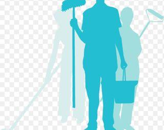 limpieza de pisos, casas...
