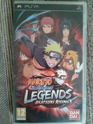 Naruto Shippuden: Legends Akatsuki Rising
