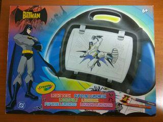 Juego pupitre luminoso Batman