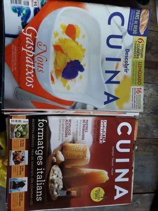 Revistas cocina