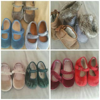 lote zapatos 23