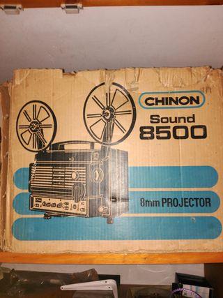 proyector chinon 8500