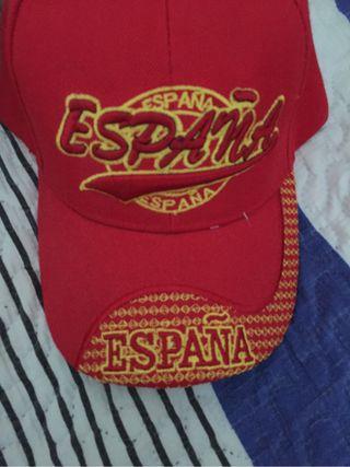 Gorra españa moderna