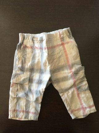 ropa bebé burberry