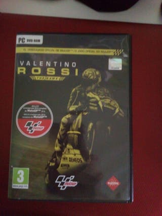 Valentino Rossi The Game Juego Pc