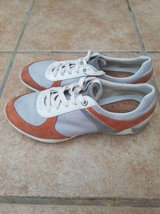 Zapatillas mujer geox