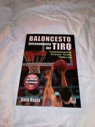 libro baloncesto entrenamiento del tiro,Dave Hopla