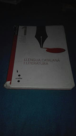 libro llengua catalana i literatura