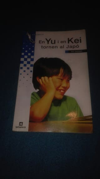 libro en yu i en kei tornen al japó