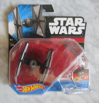 Nave STAR WARS Imperio First Order. TIE FIGHTER
