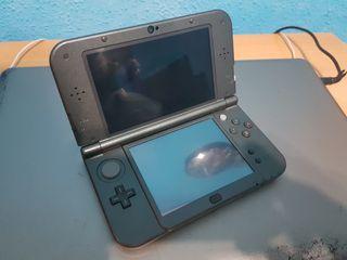 New Nintendo 3DS XL + 4 juegos