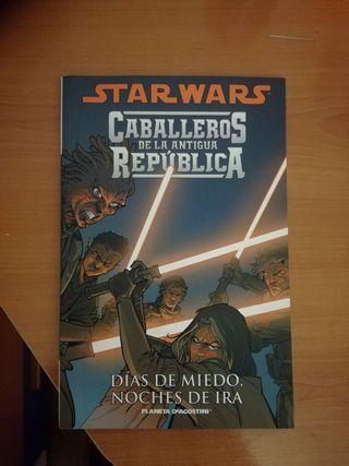 """Star Wars """"Caballeros de la antigua República"""" 3."""