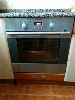 horno y vitroceramica