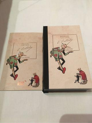 Caja libro MONT BLANC