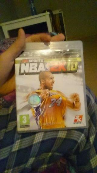 NBA 2K10 DÉCIMO ANIVERSARIO